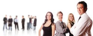 Zusammenarbeit von Personen in Organisationen